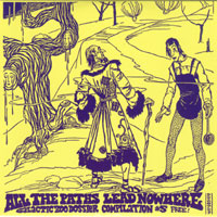 various artists — All the Paths Lead Nowhere (CD front cover)