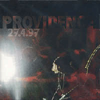 Providence CD EP (front cover)