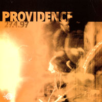 "Providence 10"" EP (front cover)"