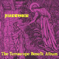 various artists — Succour (Ptolemaic Terrascope version front cover)