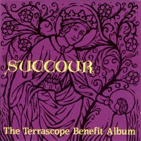 various artists — Succour (Flydaddy version front cover)