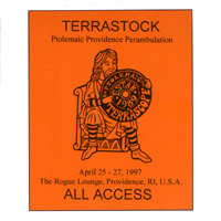various artists — Terrastock All Access (front cover)