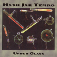 Hash Jar Tempo — Under Glass (front cover)