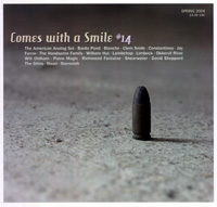 Comes With A Smile #14 (magazine cover)